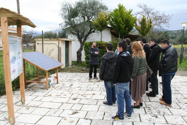 Βλέπετε εικόνες από το άρθρο: Eκδήλωση στα πλαίσια της περιβαλλοντικής Εκπαίδευσης