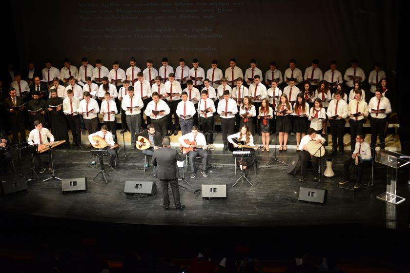 Βλέπετε εικόνες από το άρθρο: 2η Συναυλία Εκκλησιαστικής και Παραδοσιακής Μουσικής 2017